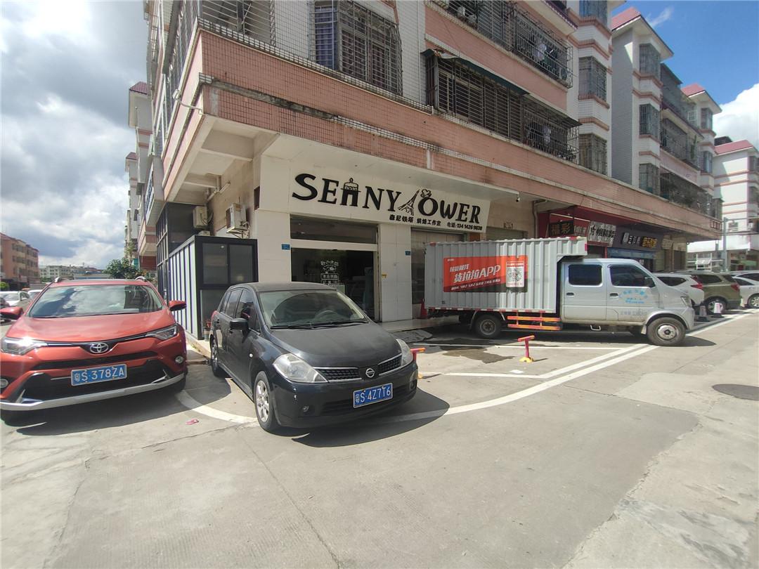 广东省东莞市清溪镇中心城区公共停车位规划乱像